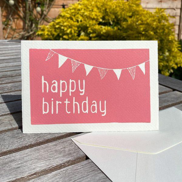 Edy & Fig Happy Birthday card