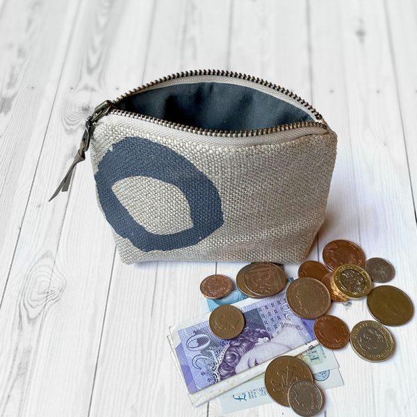 Edy & Fig sustainable hemp coin purse